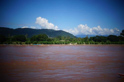 Le Mekong... aussi rouge comme l'URSS