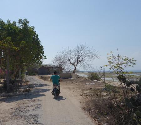 les jolies routes de Lembongan
