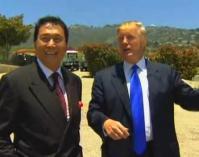 Donald Trump y Robert Kiyosaki dos hombres de éxito-Brian Tracy