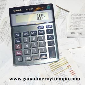 Control de gastos