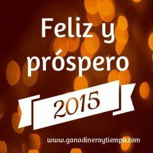 Feliz y próspero 2015