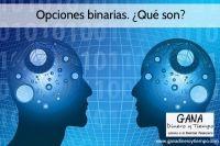 Opciones binarias. ¿Qué son?