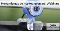 Herramientas de marketing online: Webinars