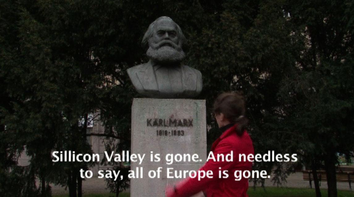 I hate Karl Marx
