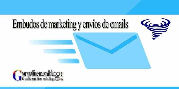 Envios emai y embudos de marketingl