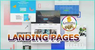 Landing pages – Opciones, comparativa, revisión