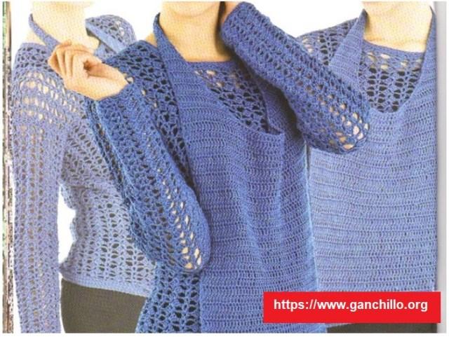 Suéter Novedoso