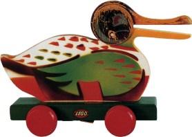 kaczka-lego
