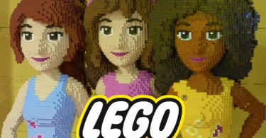 lego klocki dla dziewczynek