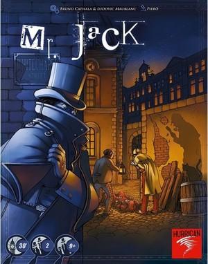 Gra Mr. Jack (edycja 2016)