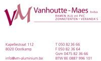 Logo Vanhoutte-Maees