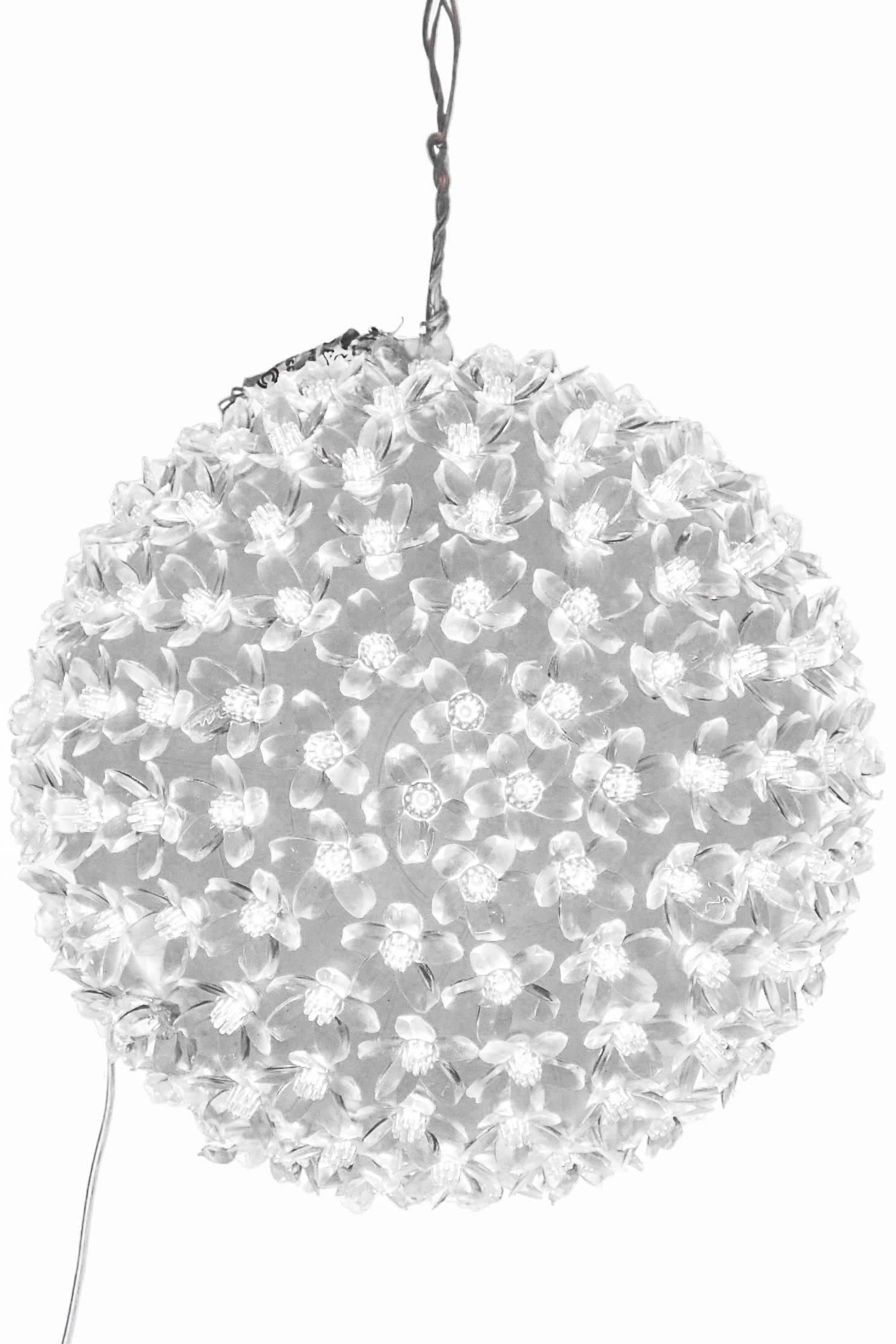 7 Led Light Ball W 200 Lights White Gandgwebstore