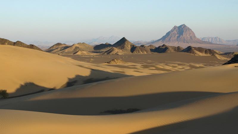 Baluchistan desert