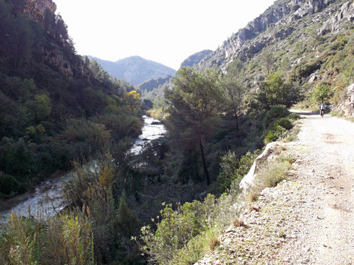 Mountain Biking Holidays in Spain