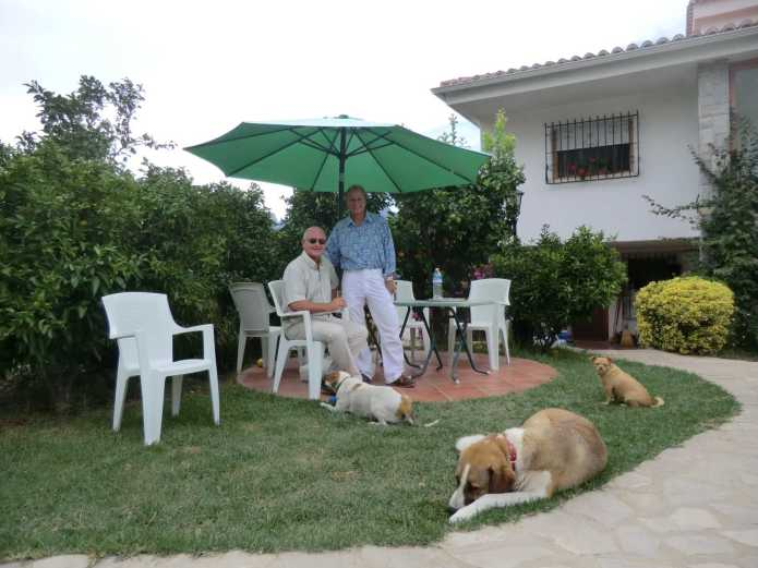 Spanish Property Hunting