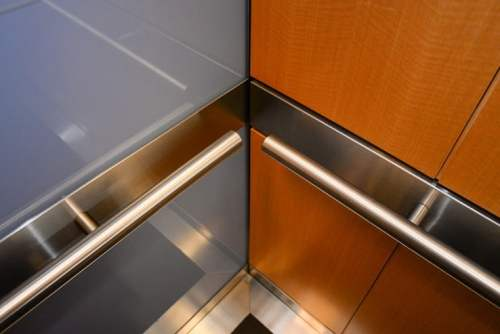Media Tower | Chicago, IL. © G&R Custom Elevator Cabs, 2352 Station Parkway NW Minneapolis, MN 55304