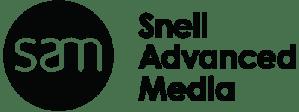 The company logo of Snell Advanced Media