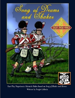 Song of Drums and Shakos PDF