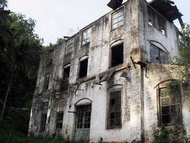 Spooky house in Mg.Road-Haunted Place in Pune