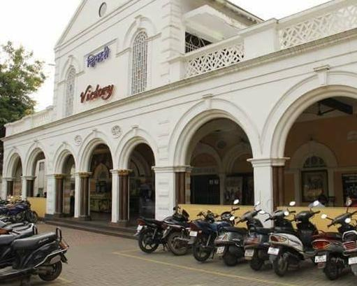 Victory Theatre-Haunted Places in Pune