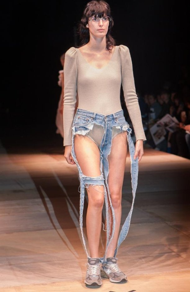 Thong Jeans, The New Fashion Statement