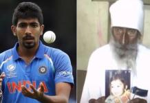 Jasprit Bumrah's Grandfather's body found in Sabarmati River