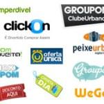 Sites de ofertas: desconto de até 90%