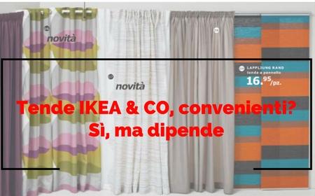 Tende Ikea Co Convenienti Sì Ma Dipende Gani