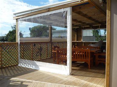 Le tende da esterno vendute e montate da progetto porte. Tende Antivento E Antipioggia Ideali Per Chiudere I Tuoi Spazi Esterni Gani