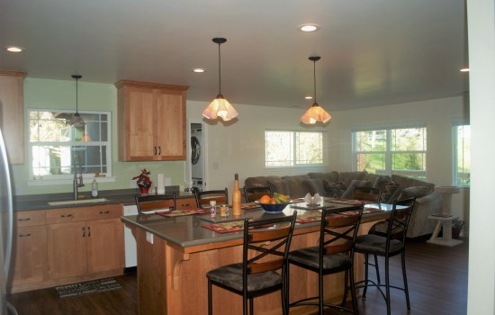 Whole Home Remodel Atascadero Kitchen