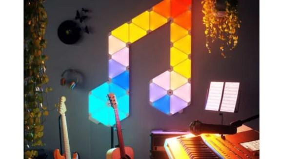 Nanoleaf-Rhythm-Smarter-Kit