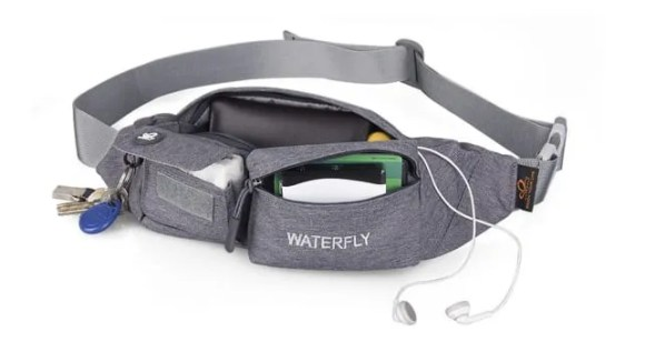 Waterfly fanny pack