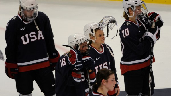 Team USA women's Olympic hockey roster