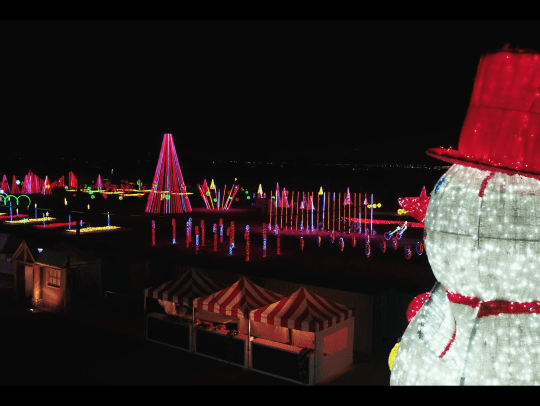 World of Illumination, formerly Illumination Symphony of Light, will take place in Glendale and Tempe this year.