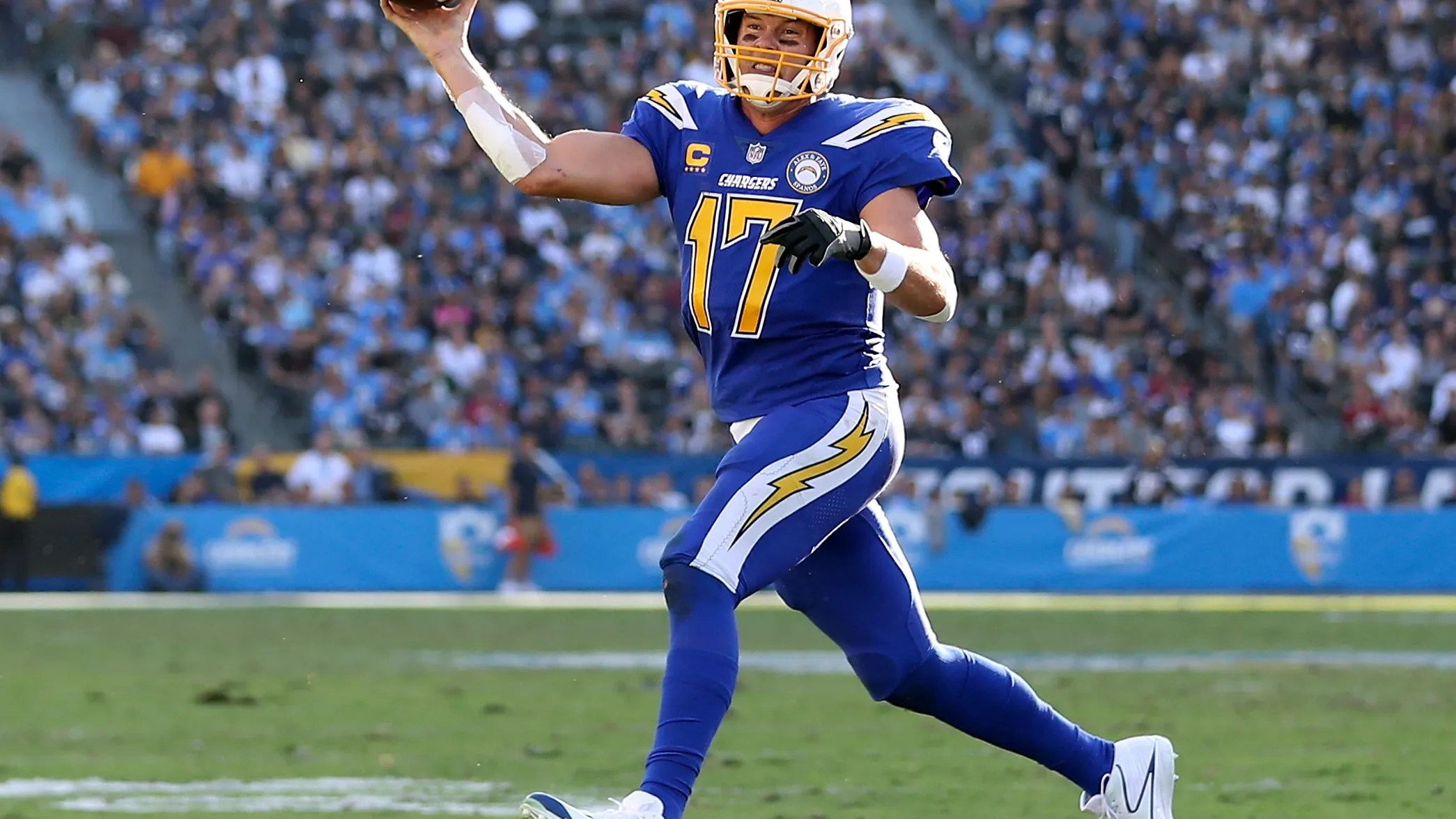 Rivers' record-setting day impresses Brady