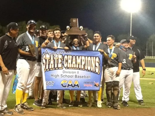 Maricopa Sequoia Pathway Academy won the Canyon Athletic