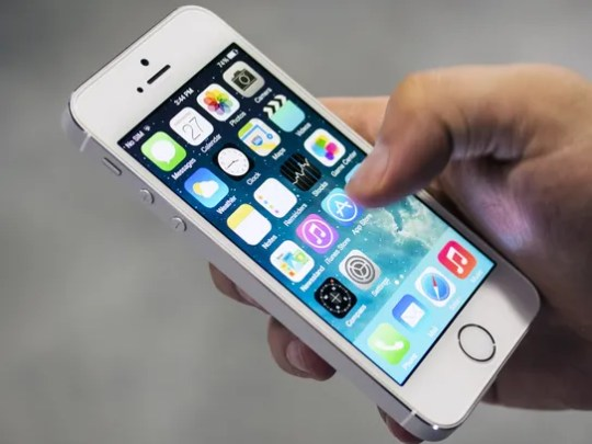 Apple's iPhone 5s is still a perfectly capable smartphone