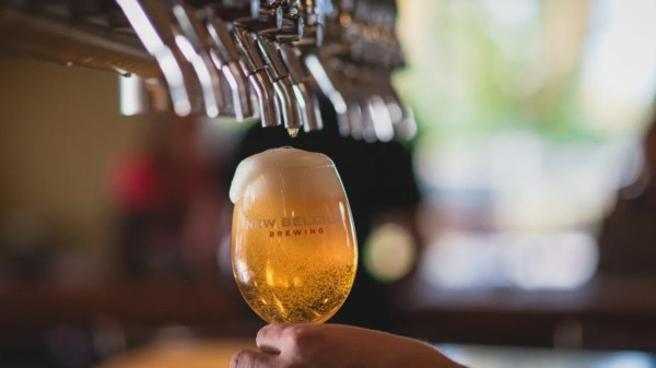 A craft beer hotel: A tap in every room — and cold beers ...