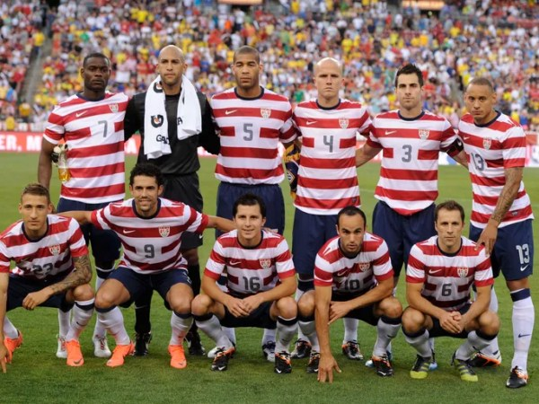 60 photos: U.S. men's soccer team