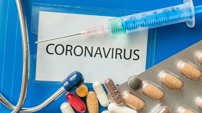Coronavirus: One third in US believe vaccine exists, is being withheld
