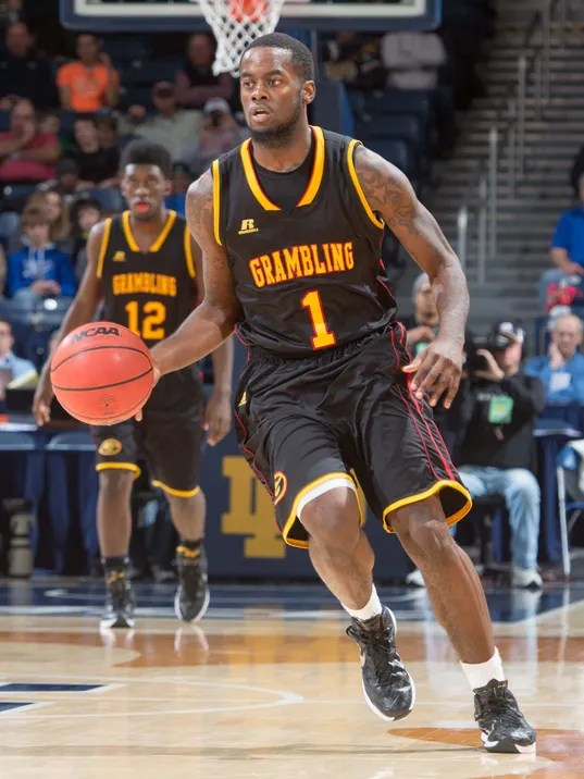 Image result for 2017 Grambling State Men's basketball