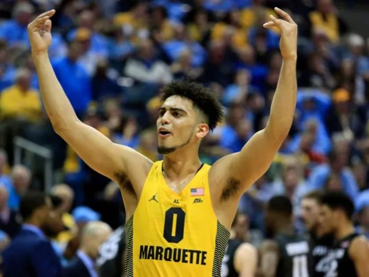 Image result for markus howard