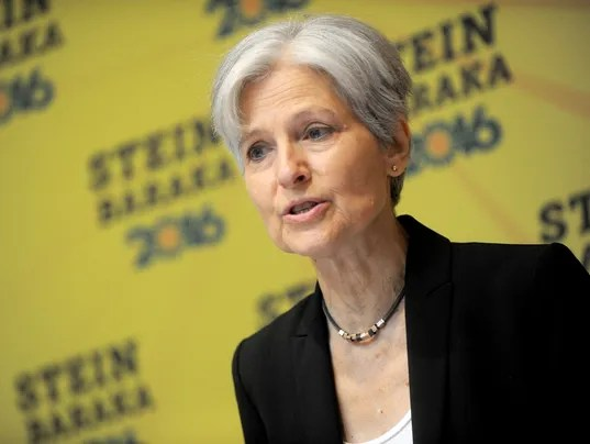 Jill Stein explains rationale of Michigan presidential recount request