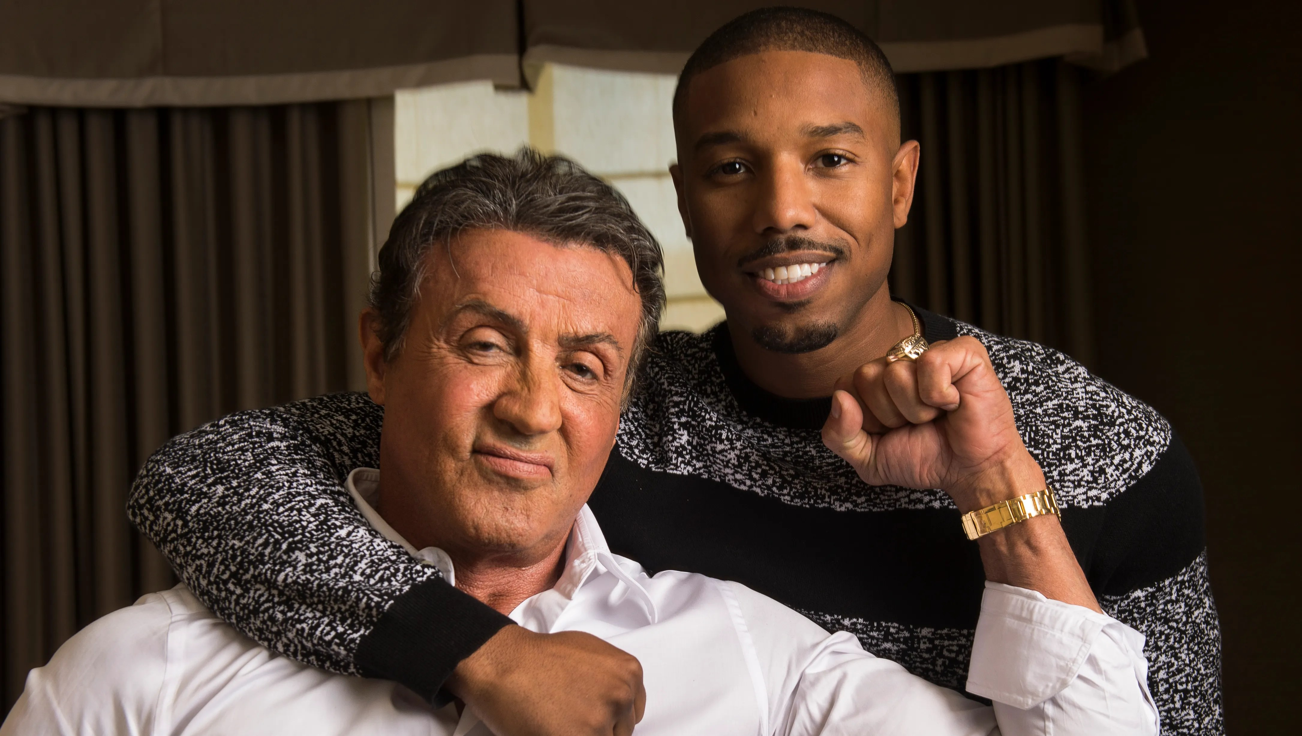 'Creed II' poster: Sly Stallone shares first look with ...