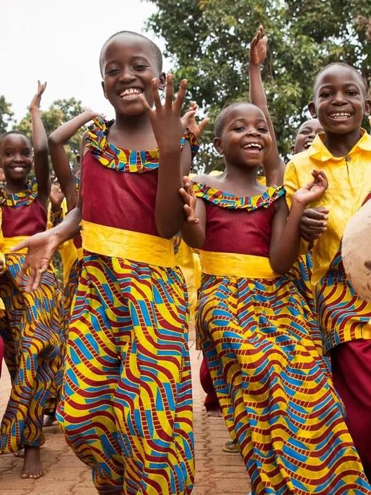African Children's Choir to perform Feb. 8
