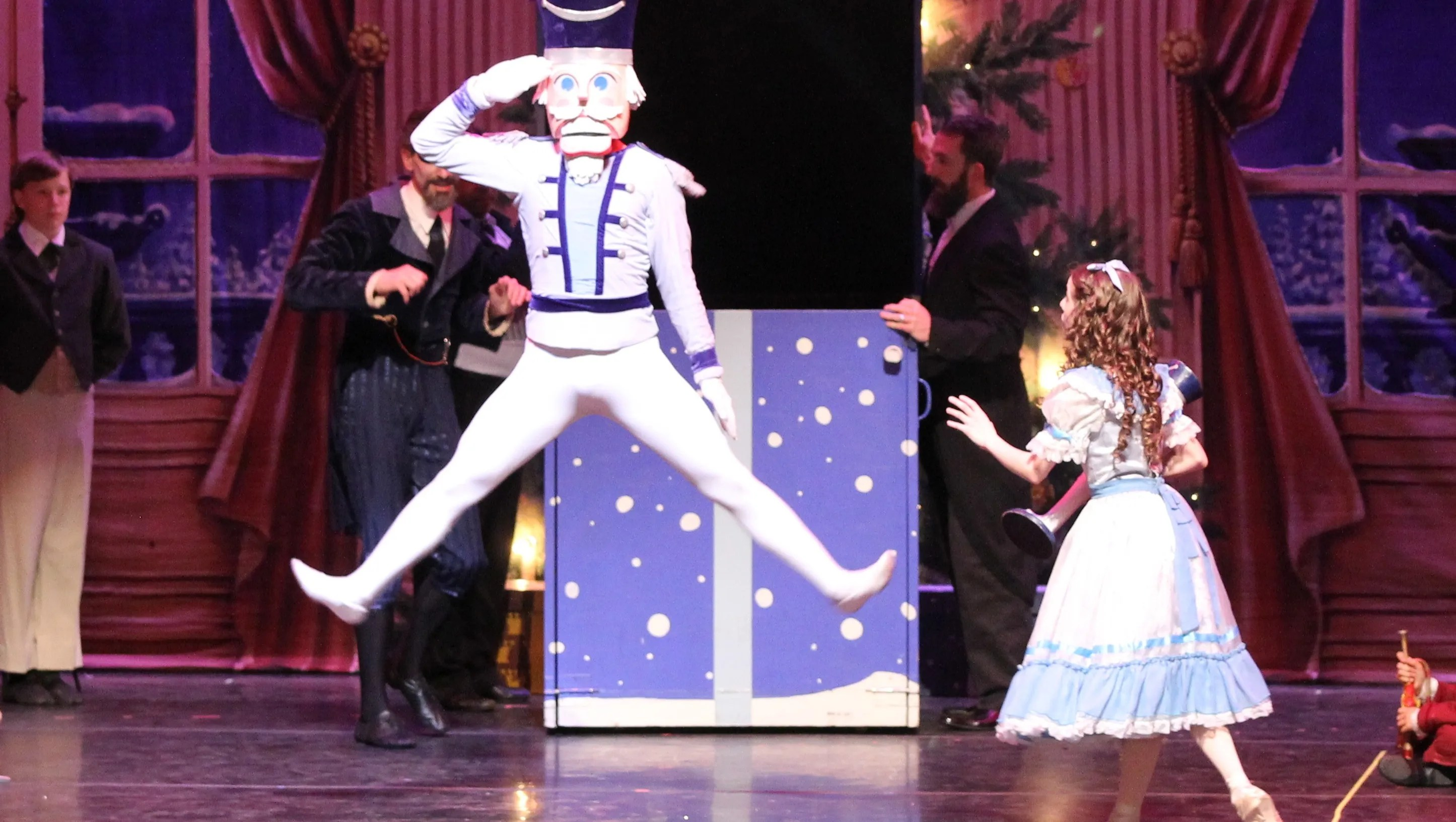 Nutcracker One Mother Ginger Of A Dreamy Ballet