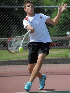 State boys tennis: Advantage, Lincoln