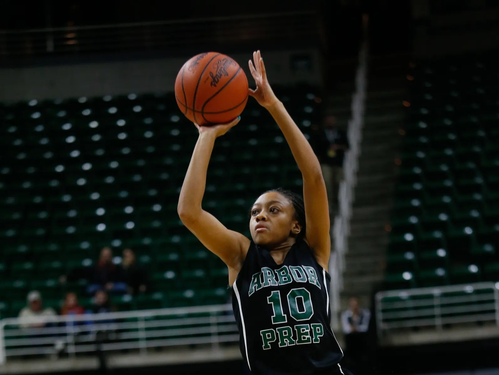 Class C: Ypsilanti Arbor Prep nets first title, 53-37 | USA TODAY High School Sports