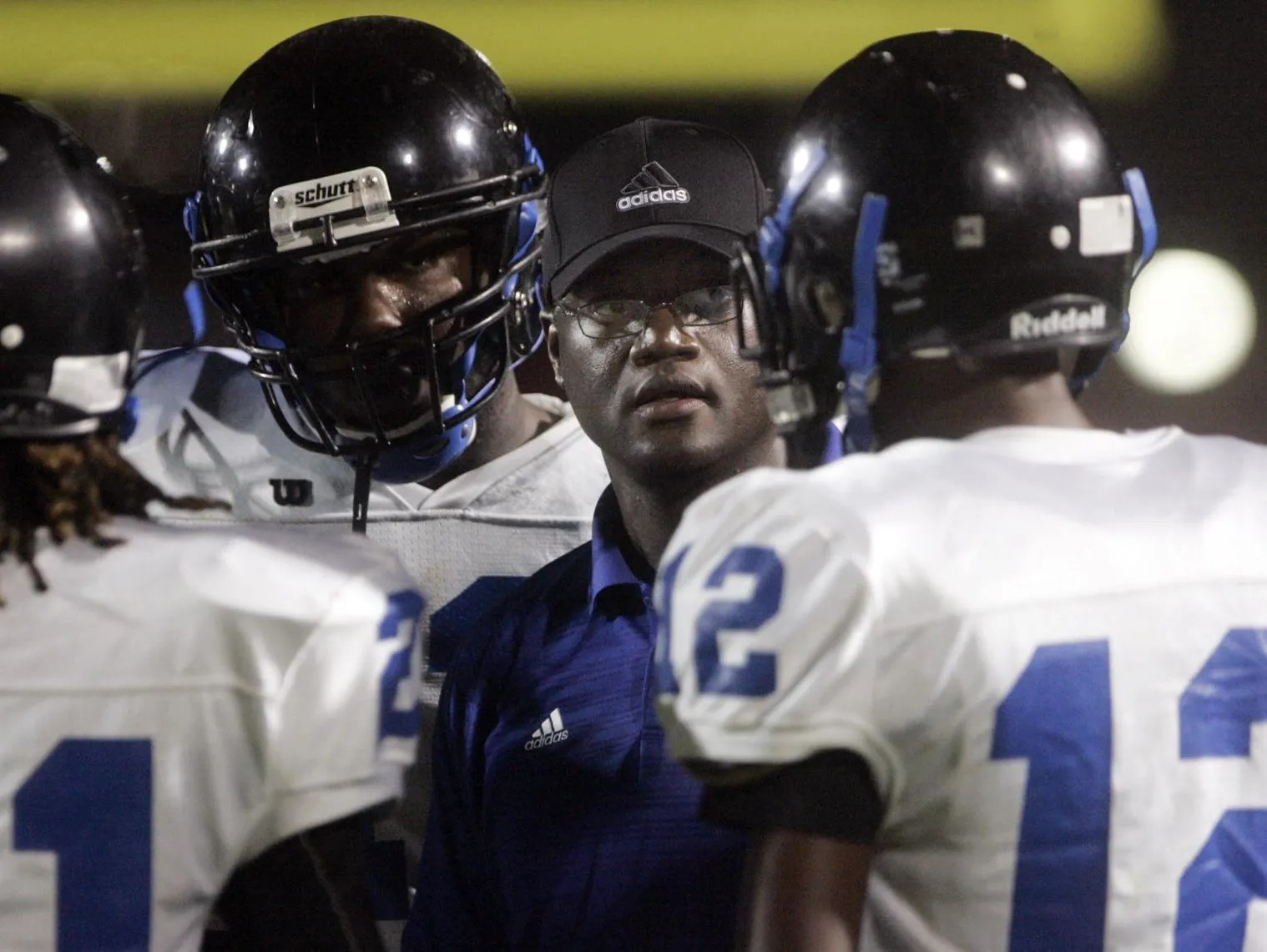La Vergne and coach Stanton Stevens will compete in Class 5A this ...