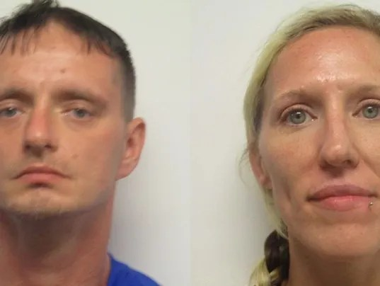 Fairview couple arrested in Cheatham County slaying